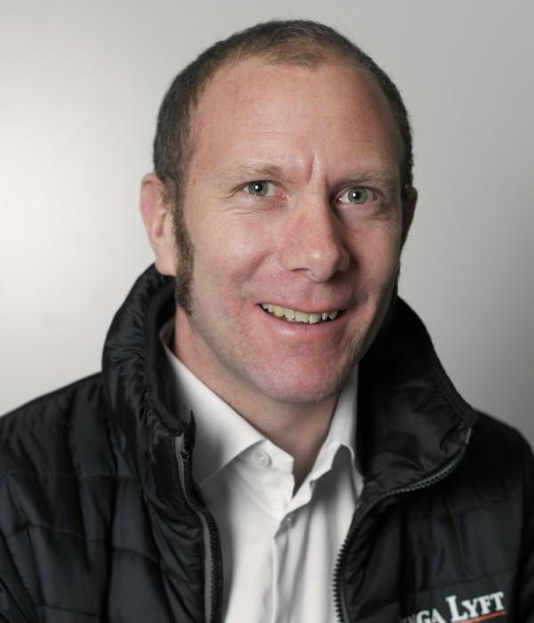 Johan Wikland Tunga Lyft